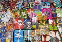 Świąteczna zbiórka książek