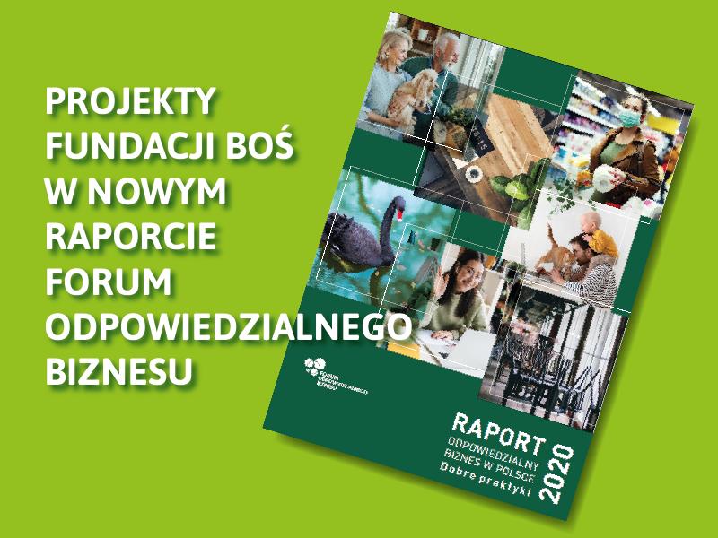 Raport Forum Odpowiedzialnego Biznesu